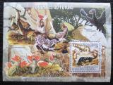 Poštovní známka Svatý Tomáš 2006 Zvířata budoucnosti Mi# Block 543 Kat 12€