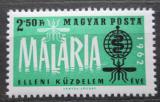 Poštovní známka Maďarsko 1962 Boj proti malárii Mi# 1843