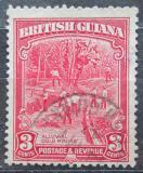Poštovní známka Britská Guiana 1934 Těžba zlata Mi# 158
