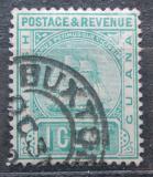 Poštovní známka Britská Guiana 1890 Fregata Mi# 82 a