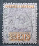 Poštovní známka Britská Guiana 1889 Fregata Mi# 83 a