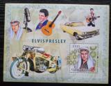 Poštovní známka Guinea-Bissau 2006 Elvis Presley Mi# Block 574 Kat 12€