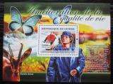 Poštovní známka Guinea 2007 Muammar Kaddáfí Mi# Block 1412 Kat 7€