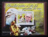 Poštovní známka Guinea 2007 Henri Antoine Groues Mi# Block 1411 Kat 7€