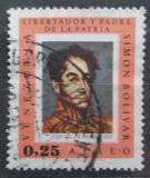 Poštovní známka Venezuela 1966 Umění, Simón Bolívar Mi# 1686