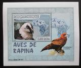 Poštovní známka Mosambik 2007 Dravci DELUXE Mi# 3012 Block