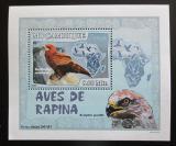 Poštovní známka Mosambik 2007 Dravci DELUXE Mi# 3013 Block