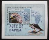 Poštovní známka Mosambik 2007 Dravci DELUXE Mi# 3014 Block