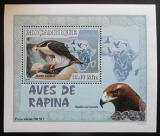 Poštovní známka Mosambik 2007 Dravci DELUXE Mi# 3015 Block