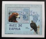 Poštovní známka Mosambik 2007 Dravci DELUXE Mi# 3016 Block