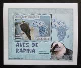 Poštovní známka Mosambik 2007 Dravci DELUXE Mi# 3017 Block