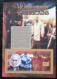 Poštovní známka Guinea 2010 John Adams, 2. US prezident Mi# Block 1876 Kat 10€