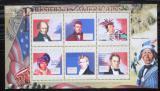 Poštovní známky Guinea 2010 Martin Van Buren, 8. US prezident Mi# 7907-12 Kat 12€