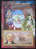 Poštovní známka Guinea 2010 Martin Van Buren, 8. US prezident Mi# Block 1882 Kat 10€