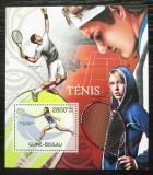 Poštovní známka Guinea-Bissau 2012 Tenisti Mi# Block 1084 Kat 11€