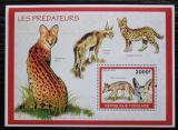 Poštovní známka Togo 2010 Šelmy Mi# Block 503 Kat 8€