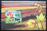 Poštovní známka Guinea 2010 Tulipány Mi# Block 1824 Kat 10€