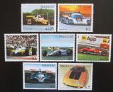 Poštovní známky Paraguay 1983 Závodní auta Mi# 3586-90 Kat 6.50€