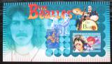 Poštovní známka Guinea 2006 The Beatles Mi# Block 997