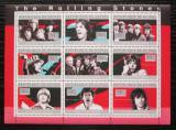 Poštovní známky Guinea 2010 The Rolling Stones Mi# 7429-37 Kat 18€