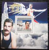 Poštovní známka Guinea 2010 Queen Mi# Block 1815 Kat 10€