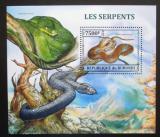 Poštovní známka Burundi 2013 Hadi Mi# Block 369 Kat 9€