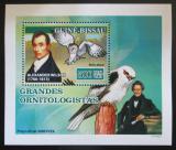 Poštovní známka Guinea-Bissau 2007 Alexander Wilson, ornitolog Mi# 3472 Block