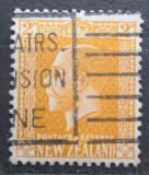 Poštovní známka Nový Zéland 1916 Král Jiří V. Mi# 153 A