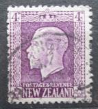Poštovní známka Nový Zéland 1916 Král Jiří V. Mi# 149 A