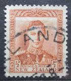 Poštovní známka Nový Zéland 1941 Král Jiří VI. Mi# 237