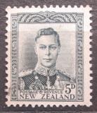 Poštovní známka Nový Zéland 1947 Král Jiří VI. Mi# 245