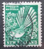 Poštovní známka Nový Zéland 1935 Pávík popelavý Mi# 189