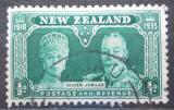 Poštovní známka Nový Zéland 1935 Královský pár Mi# 206