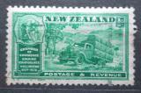 Poštovní známka Nový Zéland 1936 Nákladní automobil Mi# 226
