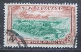 Poštovní známka Nový Zéland 1948 Cromwell, Otago Mi# 302