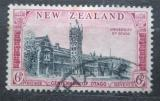 Poštovní známka Nový Zéland 1948 Univerzita v Otago Mi# 304