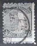 Poštovní známka Nový Zéland 1895 Královna Viktorie Mi# 62