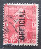Poštovní známka Nový Zéland 1927 Král Jiří V., služební Mi# 33