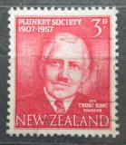 Poštovní známka Nový Zéland 1957 Truby King Mi# 370
