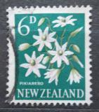 Poštovní známka Nový Zéland 1960 Puawhananga Mi# 399