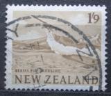 Poštovní známka Nový Zéland 1960 Práškovací letadlo Mi# 405