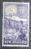 Poštovní známka Nový Zéland 1954 Horolezec Mi# 346