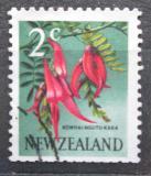 Poštovní známka Nový Zéland 1967 Nádhernice Mi# 458