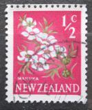Poštovní známka Nový Zéland 1967 Balmín metlatý Mi# 456