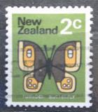 Poštovní známka Nový Zéland 1970 Argyrophenga antipodum Mi# 519