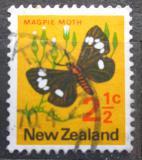 Poštovní známka Nový Zéland 1970 Nyctemera annulata Mi# 520