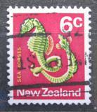 Poštovní známka Nový Zéland 1970 Hippocampus abdominalis Mi# 524