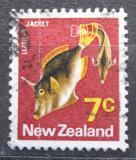Poštovní známka Nový Zéland 1970 Cantherines convexirostris Mi# 525