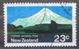 Poštovní známka Nový Zéland 1971 Národní park Egmont Mi# 532