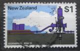 Poštovní známka Nový Zéland 1971 Geotermální síly Mi# 536